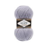 Пряжа Alize Lanagold 200 серый