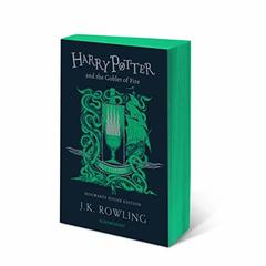 Harry Potter and the Goblet of Fire - Slytherin Ed (PB)