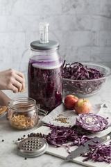 Набор для ферментации овощей Kilner