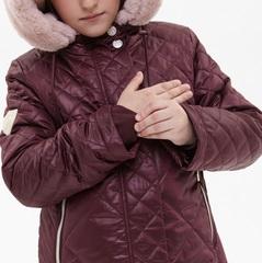 Пальто ПД1170 (C°): 0°- -30°