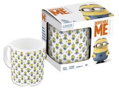 Миньоны маленькие Кружка керамическая — Cup Minions