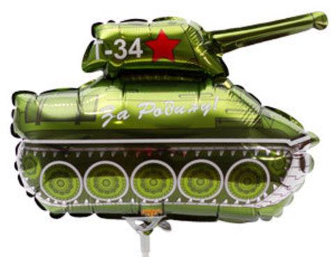 Ф М/ФИГУРА/3 РУС Танк Т-34/FM