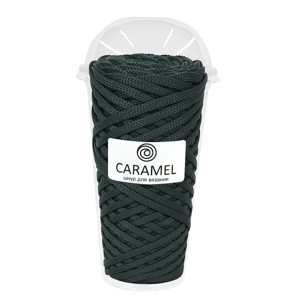 Плоский полиэфирный шнур Caramel Полиэфирный шнур Caramel Кактус кактус.jpg