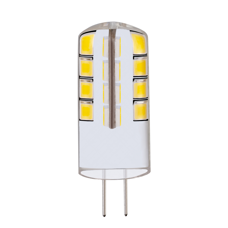 Лампа светодиодная 2,5W теплый свет 220V G4 REV