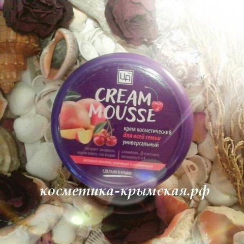 Крем для тела «Cream Mousse» для всей семьи ™Царство Ароматов