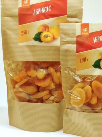 Курага (абрикос) сушеный, 100 г