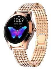 Смарт часы женские KingWear KW10 Crystal Serie