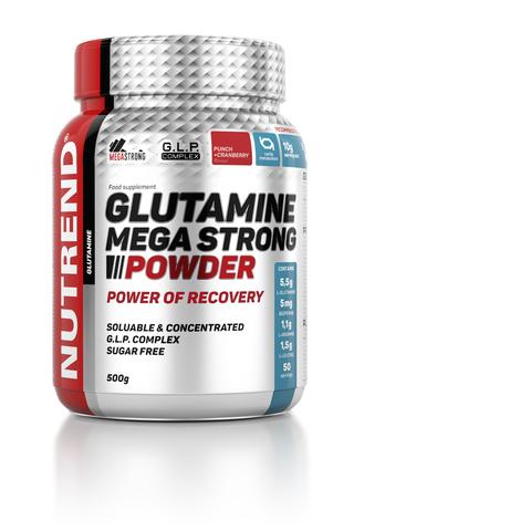 Глутамин 500 гр  Nutrend
