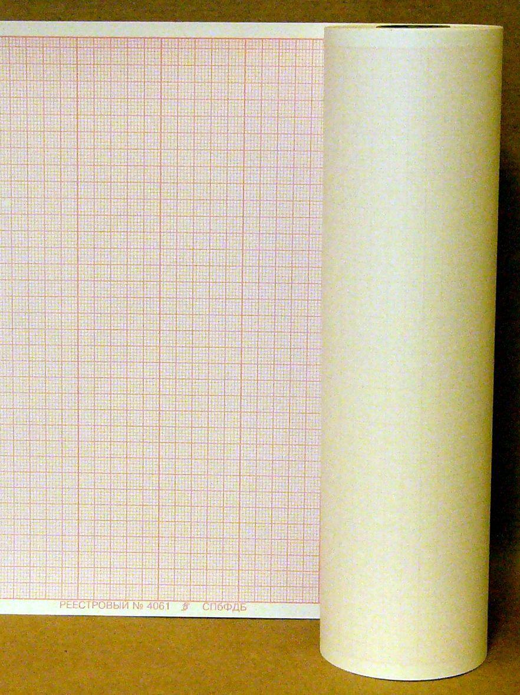 183х30х18, бумага ЭКГ для Kenz Cardico 1207, Siemens, реестр 4061