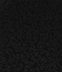 Ламинированная панель Век Кружева черные
