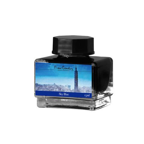 Чернила во флаконе Pierre Cardin  (PC332-M14) 15 мл синие