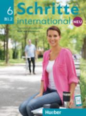Schritte international Neu 6 Kursbuch + Arbeitsbuch + CD zum Arbeitsbuch