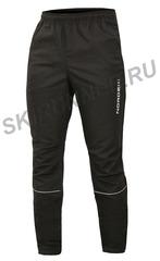 Детские беговые брюки Nordski Jr. Run Black