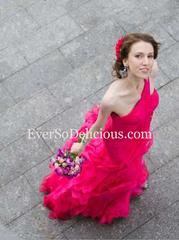 Елена в платье Jovani 158934