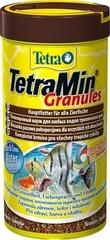 TetraMin Granules корм для всех видов рыб в гранулах