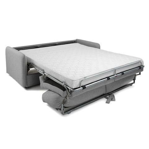 Диван-кровать Komoon 140 светло-серый