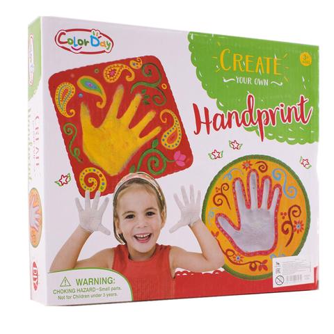 Набор для творчества руки-печати (29.5*6*25)