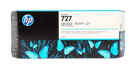 Оригинальный картридж струйный HP F9J79A (727), черный