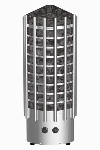 HARVIA Электрическая печь Glow Corner HTRC900400 TRC90 со встроенным пультом