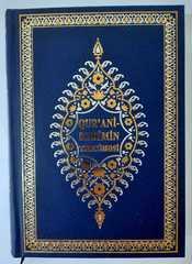 Qurani-Kərimin tərcüməsi (latın) A5