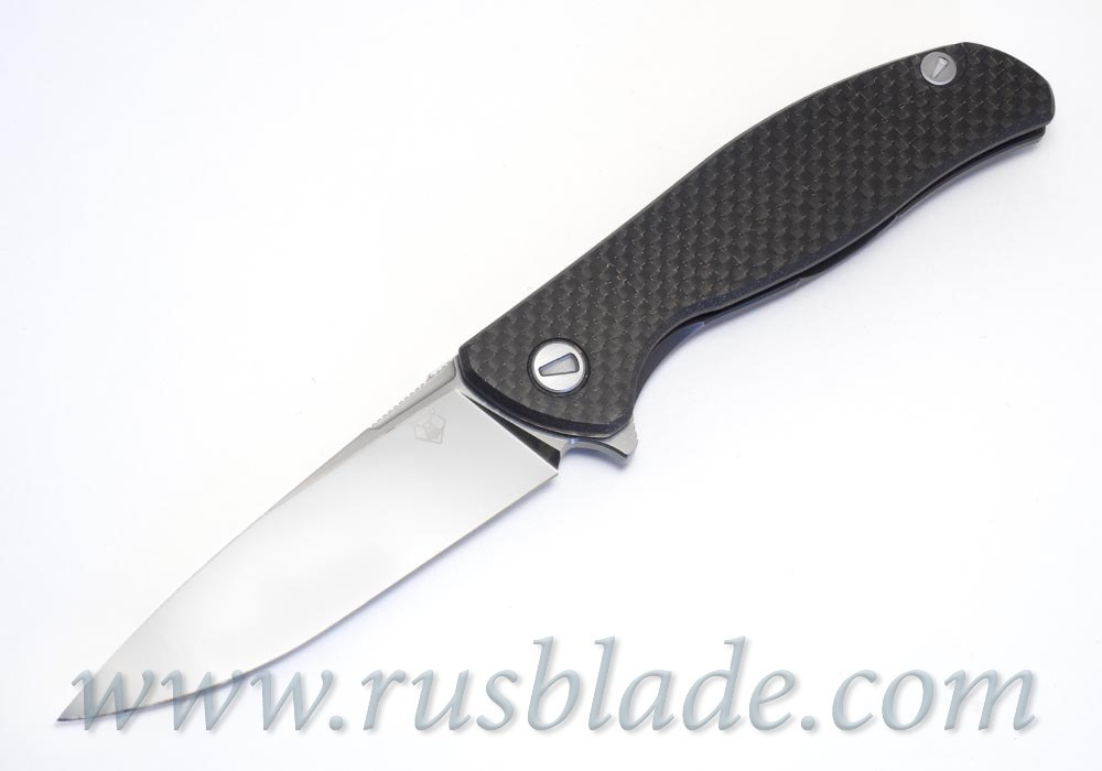 FULL CUSTOM Shirogorov Sergey Hati knife