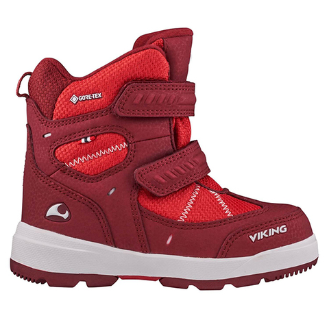 Ботинки Viking Toasty II GTX Dark Red/Red