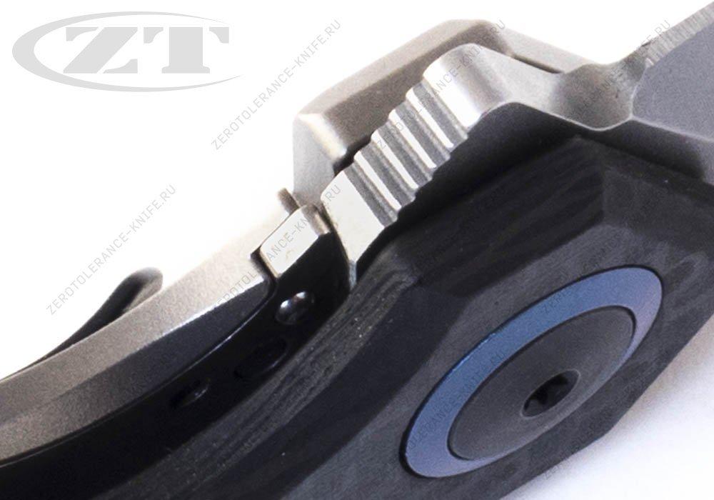 Нож Zero Tolerance 0022 Galyean - фотография