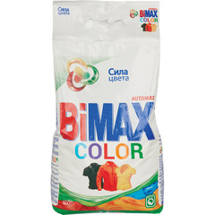 Порошок стиральный автомат BiMax Color 6 кг