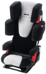 Детское кресло RECARO Start 2.0 (материал верха Topline Microfibre Black/Silver)