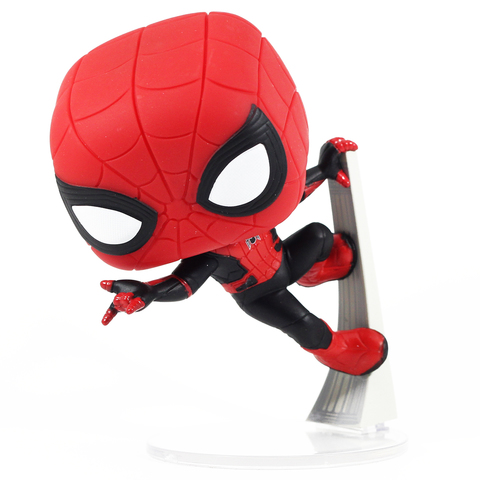 Фигурка Funko POP! Bobble: Marvel: Spider-Man: Far From Home: Spider-Man (Upgraded) 39898