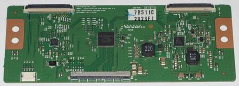 6870C-0401C t-con телевизора Philips разъем 4pin