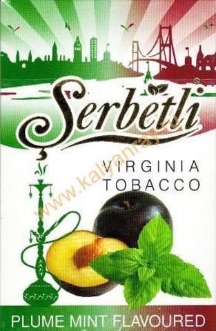 Serbetli Plum Mint