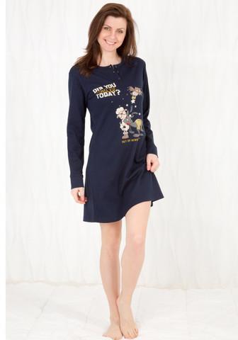 Уютное женское платье для дома