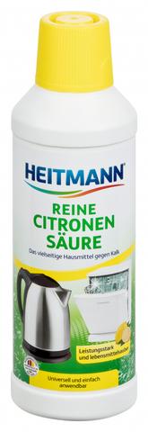 Heitmann Антинакипин с лимонной кислотой, 500 мл