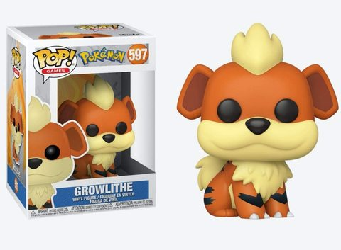 Growlithe (Pokemon) Funko Pop! Vinyl Figure