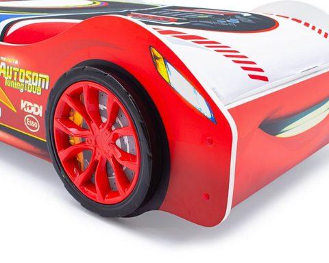 Комплект пластиковых колес SPEEDY