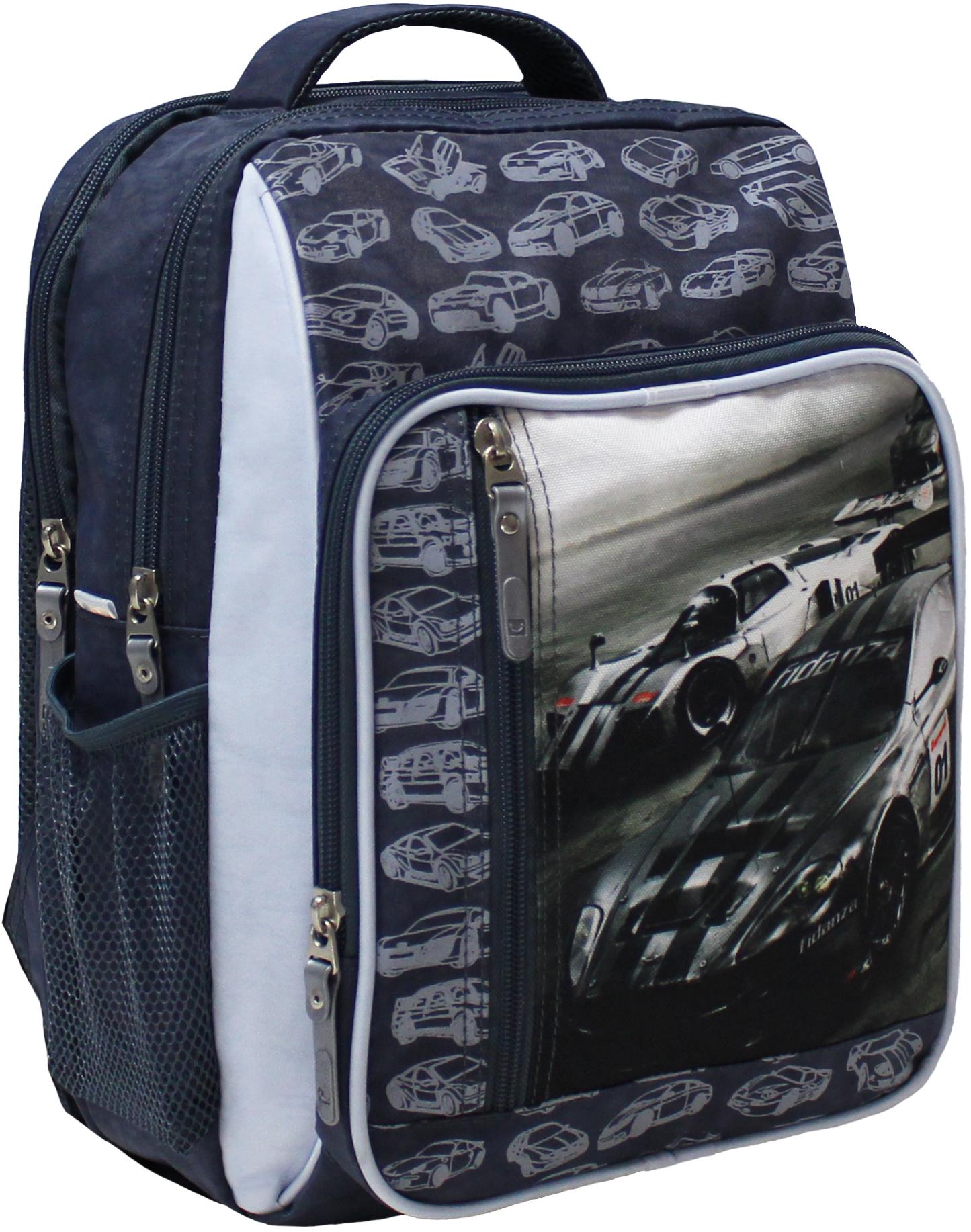Школьные рюкзаки Рюкзак школьный Bagland Школьник 8 л. 321 сірий 75 м (00112702) IMG_5166.JPG