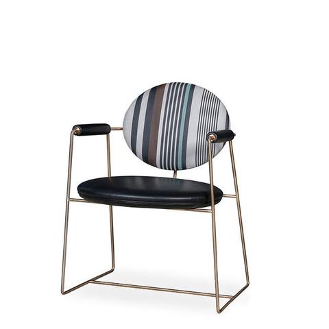 Стул-кресло Gemma by Baxter (разноцветный)