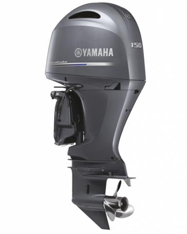 Лодочный мотор Yamaha F150 DETX