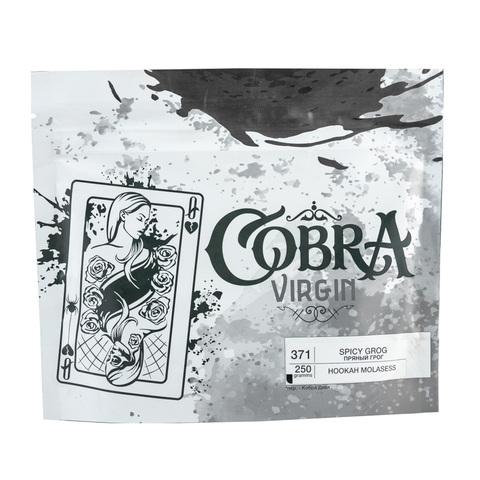 Кальянная смесь Cobra VIRGIN 250 г Spicy Grog