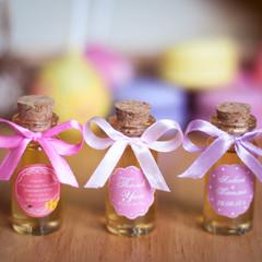 Бонбоньерка с медом на свадьбу, 20 грамм,
