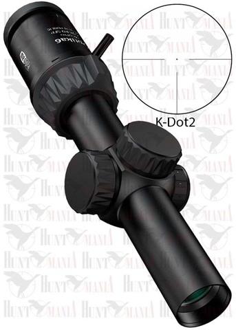 Optika6 1-6x24 SFP сетка K-DOT 2