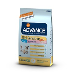 Сухой корм Advance Mini Sensitive