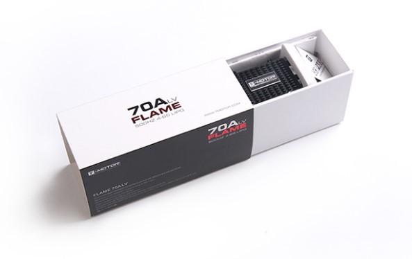 ESC регулятор мотора T-Motor 70A Flame LV в упаковке