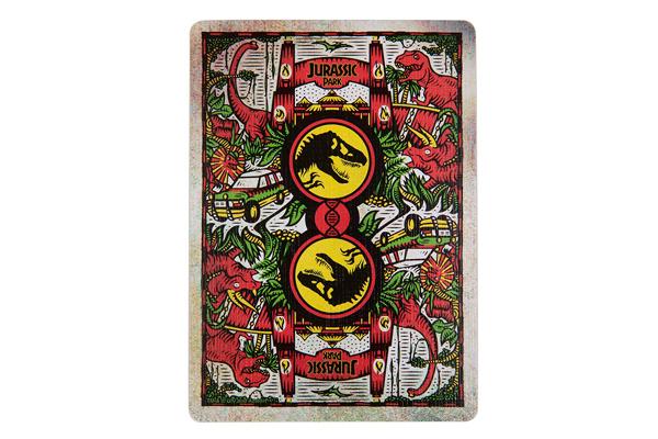игральные карты  Jurassic Park