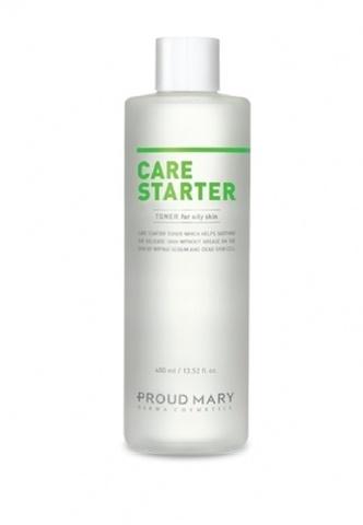 Тонер для жирной и проблемной кожи 400 мл Proud Mary Care Starter Toner For Oily Skin