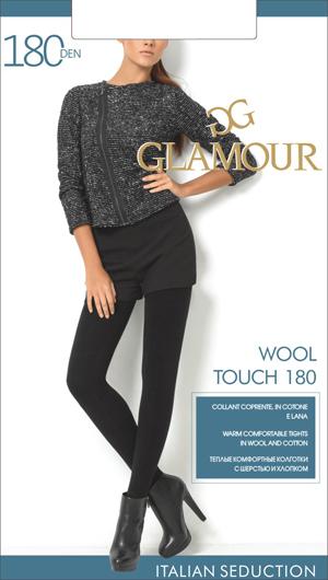 Колготки Glamour Wool Touch 180