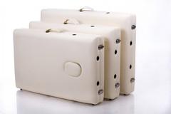 Аксессуары для Массажный стол деревянный 2-хсекционный RESTPRO ALU 2L Cream