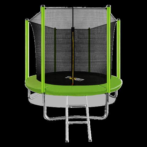 Батут ARLAND 8FT с внутренней сеткой