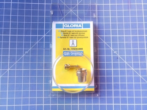 Сопло коническое GLORIA 55° 1 мм
